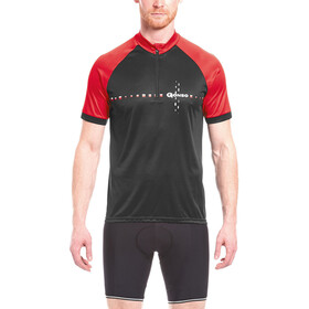 Gonso Warthe Bike-Shirt Herren black
